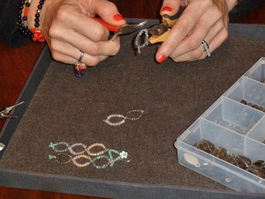 creazione gioielli artigianali evanescence